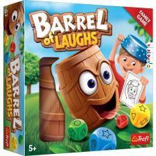 Trefl Barrel of Laughs - Ha-Ha-Hordó társasjáték társasjáték