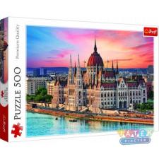 Trefl : Budapest, Magyarország 500 darabos puzzle puzzle, kirakós