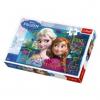 Trefl puzzle és társasjáték Trefl Jégvarázs 100 db-os puzzle - Anna és Elza
