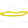 Trendy Sport Láberősítő gumihurok Trendy gyenge sárga
