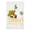 Tretter's cheddar sajt ízű zöldség chips 90 g