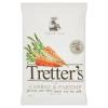 Tretters zöldség chips fekete borsos 90 g