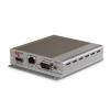 Triax HRX 1V Ethernet-HDMI vevő; Wall mount Receiver HDBaseT 5Play