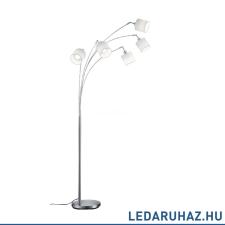Trio TOMMY állólámpa 5 foglalattal, fehér, E14, TRIO-R46330501 világítás