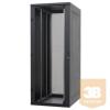 """TRITON RZA-42-A81-BAY-A1-OZA 42U 19""""-os szerver rack szekrény, 800x1000mm, üveg ajtóval"""