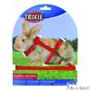 Trixie 6150 hám+póráz nyúl,t.malac