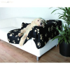 Trixie Barney takaró 150x100 cm fekete/beige