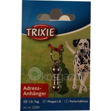 Trixie Címtartó Fém Különböző Alakú - Csont forma kutyafelszerelés