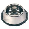 TRIXIE fémtál gumis spániel (0,9 l)