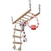 Trixie Függő Híd Fából És Kötél Hörcsögöknek 29×25×9cm