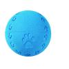 Trixie Játék gumi labda tappancs mintás sipoló 9cm