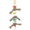 Trixie Játék Madárnak Kötél És Fa Kiegészítők 43cm