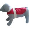 Trixie Kutyaruha Vízlepergető ,Szőrme Béléssel Piros L 55cm