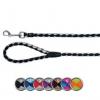 Trixie Póráz L-XL Cavo trx14423 piros/ezüst