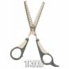 Trixie Ritkító olló két fogazott éllel 18 cm (TRX2355)