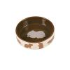 Trixie Tál Kerámia Hörcsög Mintával 8cm 80ml