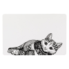 Trixie Zentangle tálalátét macskáknak - H 44 × Sz 28 cm