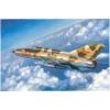 TRUMPETER J-7C/J-7D Fighter repülőgép makett 02864