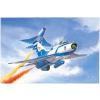TRUMPETER J-7GB Fighter repülőgép makett 02862