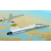 TRUMPETER US T-38C Talon (NASA) repülőgép makett 02878
