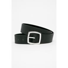 Trussardi Jeans - Bőr öv - fekete - 1333652-fekete