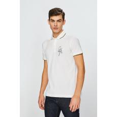 Trussardi Jeans - Poló - fehér - 1534351-fehér
