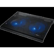 Trust Azul Laptop hûtõállvány két ventilátorral laptop kellék