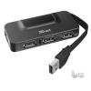Trust Oila 4 portos USB HUB