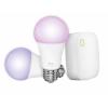 Trust Okos Otthon ZigBee Kezdő csomag (Starter Set 2 RGB Bulbs + Z1 Bridge)