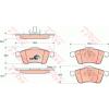 TRW Fékbetét készlet, tárcsafék TRW COTEC GDB1282