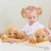 TTS A fa kavics család érzelmei