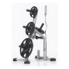 Tuff Stuff Fitness Olimpiai rúd és súlytartó állvány CXT-255