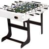 Tuin Asztali foci BELFAST 121 x 101 x 79 cm - fehér