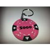 Tuin Póker medál rózsaszín 48 db