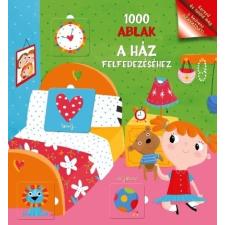 Tündér Könyvkiadó; Studium Plusz Kiadó 1000 ablak a ház felfedezéséhez gyermek- és ifjúsági könyv