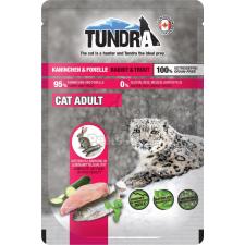 Tundra Cat Rabbit & Trout nedves eledel 85 g macskaeledel