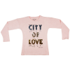TUR Lányka hosszú ujjú póló City of Love (TUR)