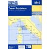 Tuscan Archipelago Chart M45 - Imray