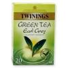 TWININGS earl grey zöld tea 25 filter