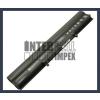 U36J Series 4400 mAh 8 cella fekete notebook/laptop akku/akkumulátor utángyártott