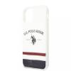 U.S. Polo tok fehér (USHCN65PCSTRB) Apple iPhone 11 Pro Max készülékhez