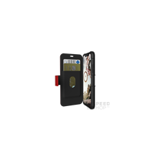 UAG Metropolis Apple iPhone X flip tok, Magma tok és táska