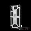 UAG Monarch Apple iPhone X hátlap tok, Platinum