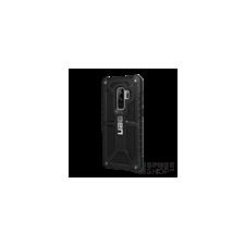 UAG Monarch Samsung G965 Galaxy S9+ hátlap tok, Black tok és táska