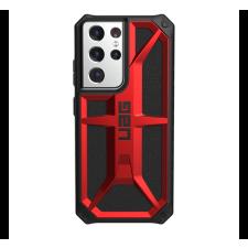 UAG Monarch Samsung Galaxy S21 Ultra hátlap tok, Crimson tok és táska