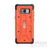 UAG Pathfinder Samsung G955 Galaxy S8+ hátlap tok, Rust