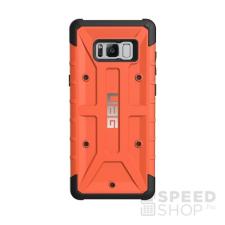 UAG Pathfinder Samsung G955 Galaxy S8+ hátlap tok, Rust tok és táska