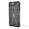 UAG Plasma Apple iPhone 8 Plus/7 Plus/6s Plus/6 Plus hátlap tok, Ash