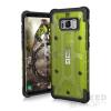 UAG Plasma Samsung G955 Galaxy S8+ hátlap tok, Citron
