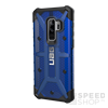 UAG Plasma Samsung G965 Galaxy S9+ hátlap tok, Cobalt